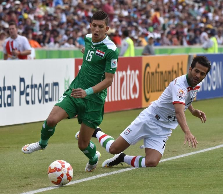 Iran bans two football players for playing against Israelis