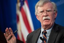 Bolton angers Palestinians, expresses concerns over China in first day in Israel