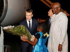 Burkina: attaque contre des soldats français peu avant l'arrivée de Macron