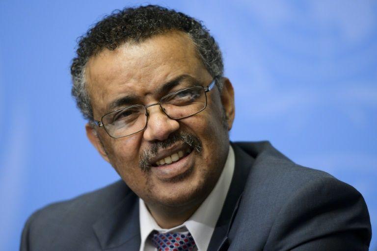 L'Ethiopien Tedros Adhanom Ghebreyesus, le 24 mai 2016 à Genève