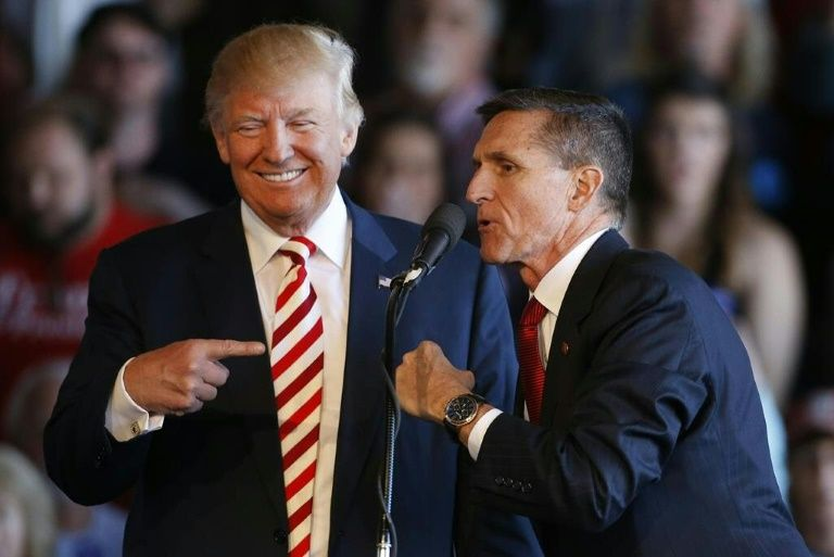 Former Trump aide Flynn may have broken law, lawmakers say