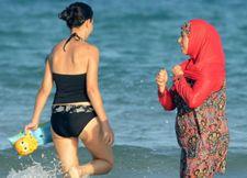 Cannes: la mairie condamnée à rembourser une amende anti-burkini