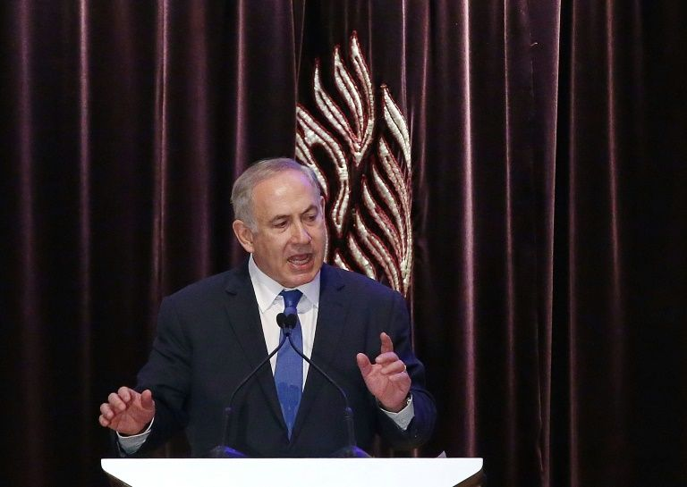 Netanyahu slams Iran for claiming 'tolerance' while vowing Israel's destruction