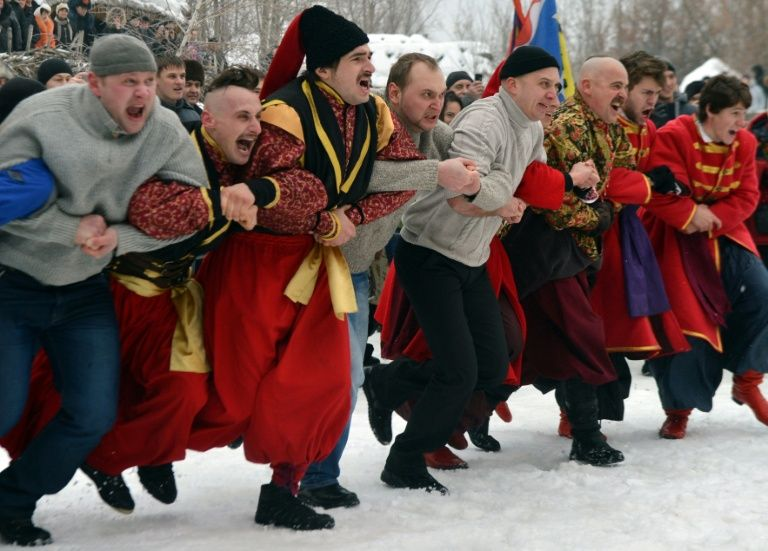 "Ukrainian Cossack songs have been added to UNESCO's protected ""Intangible Cultural Heritage"" list"