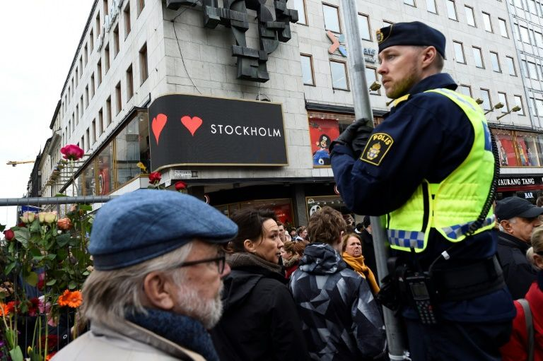 Explosive Device Injures Two People Near Stockholm Subway Station