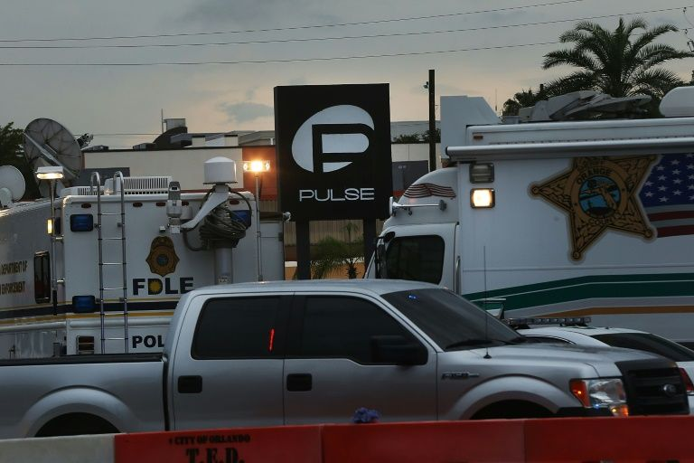 US authorities released partial transcripts of Omar Mateen's conversations with emergency services and police negotiators during the June 12 attack on the Pulse gay nightclub that left 49 people dead