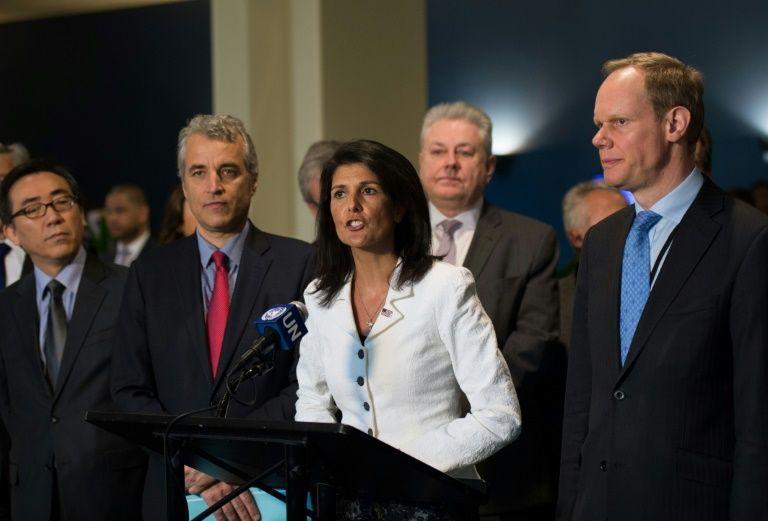 """Conférence anti-BDS à l'ONU: """"les USA combattent la discrimination d'Israël"""""""