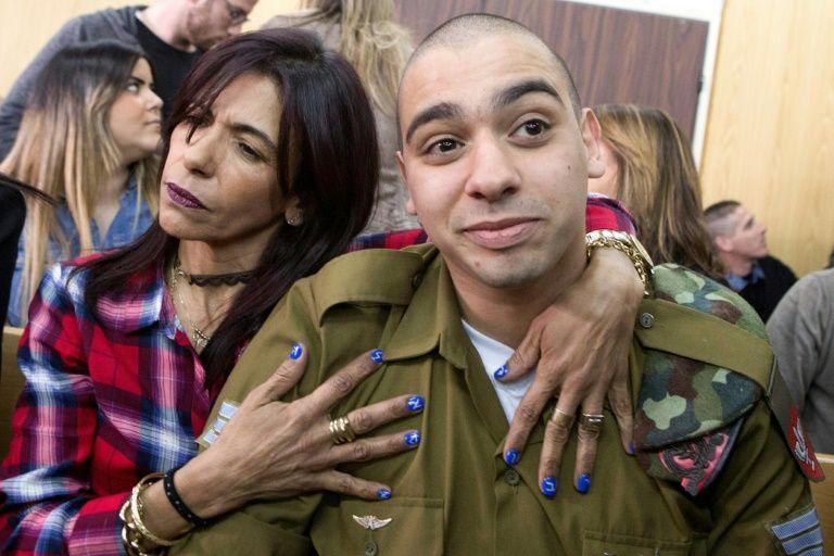"""Israël: Netanyahou pour la """"grâce"""" du soldat Azaria"""