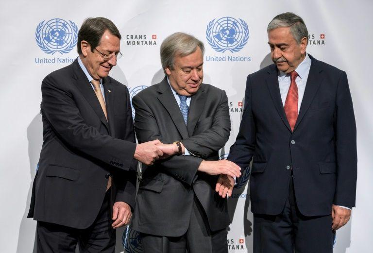 Pourquoi les négociations pour une réunification du pays ont échoué — Chypre