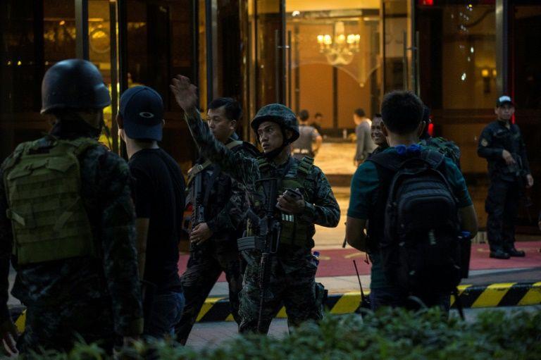 Philippines: 36 corps découverts après l'attaque d'un casino