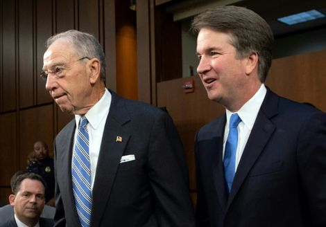 Supreme Court nominee accuser agrees to testify before Senate
