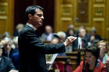 Manuel Valls défend l'état d'urgence au Sénat le 20 novembre 2015