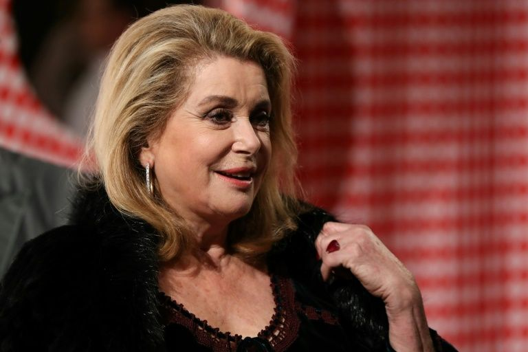 Weinstein activists are just puritans, say Catherine Deneuve and Catherine Millet