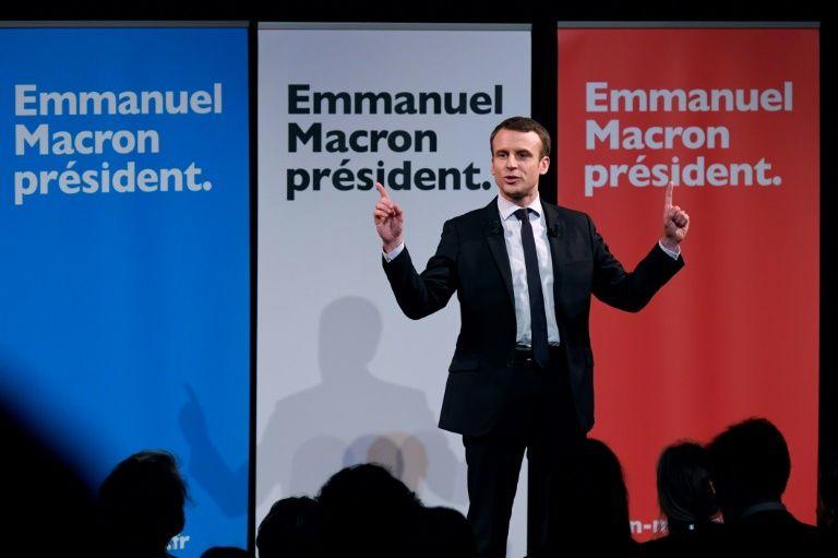 Présidentielle : à Berlin, la voix de Macron fait mouche