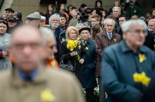 Daffodils to mark 75 years after Warsaw ghetto uprising