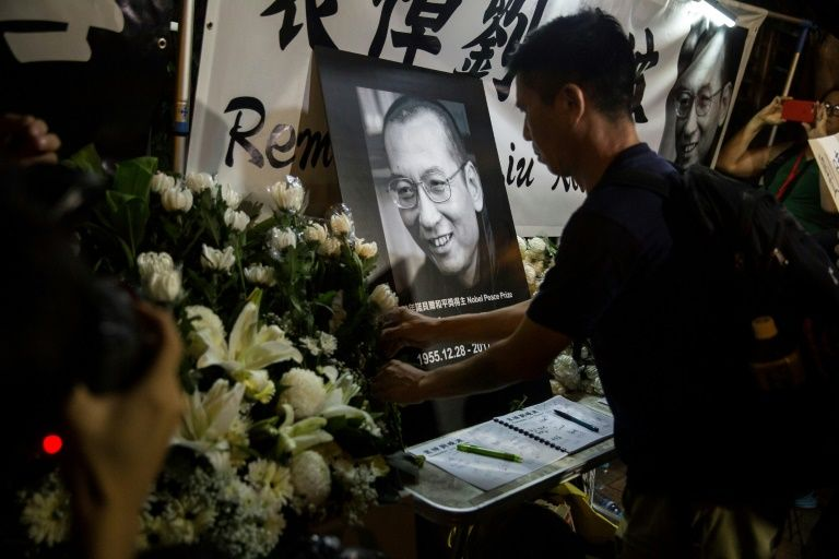 Prime Minister Sobotka offers condolences to Liu Xiaobo's wife