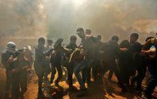 LIVEBLOG:  les manifestations à Gaza font au moins 55 morts et 2.400 blessés