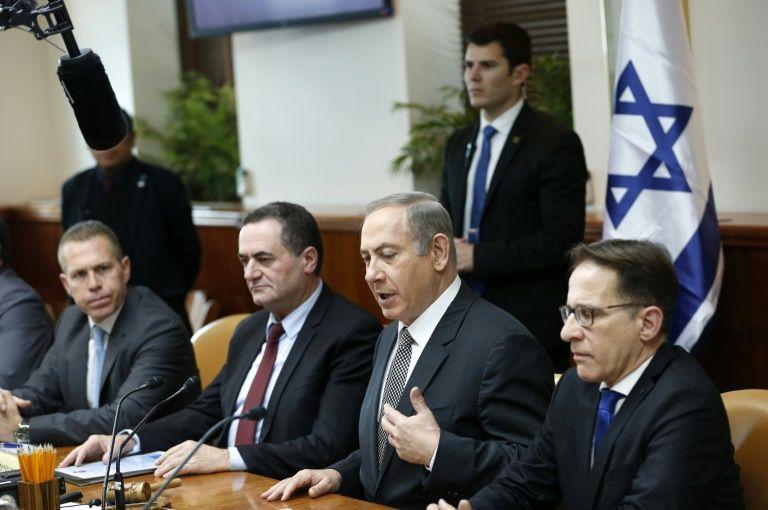 """""""Sans accord sur la nouvelle chaîne, nous irons aux urnes"""" (Netanyahou)"""