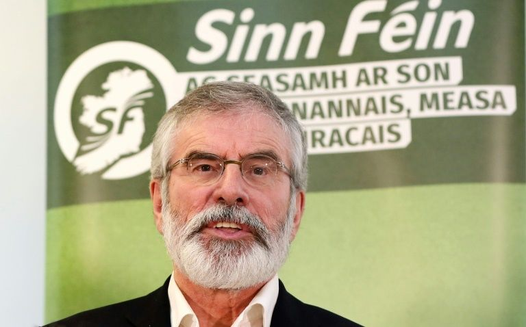 Day two of Sinn Fein Conference