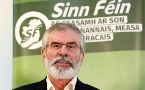 Sinn Fein president Gerry Adams is expected to outline a timetable for his succession at the party's conference