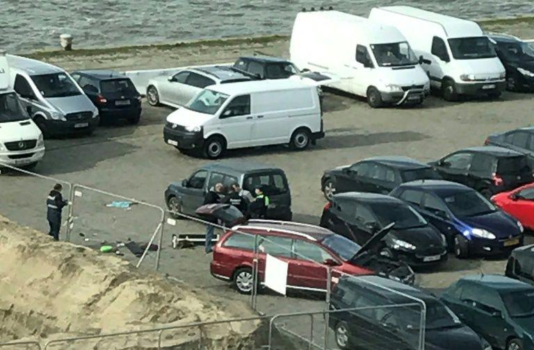 """Anvers: l'homme arrêté, inculpé pour des faits """"à caractère terroriste"""""""