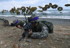 US, South Korea confirm suspending military drills