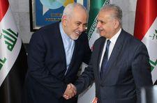 """وزير الخارجية الإيراني يبحث قضايا """"سياسية واقتصادية"""" في العراق"""