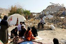 Iran struck by 6.2-magnitude earthquake, month after devastating quake
