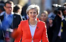 """Brexit: """"Nous sommes dans une impasse"""", dit May"""