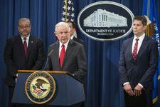 USA: Trump annonce le départ du ministre de la Justice Jeff Sessions