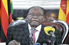 Le président zimbabwéen Mugabe a démissionné (président du Parlement)