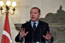 """Erdogan qualifie Israël d'""""Etat terroriste"""" et """"tueur d'enfants"""""""