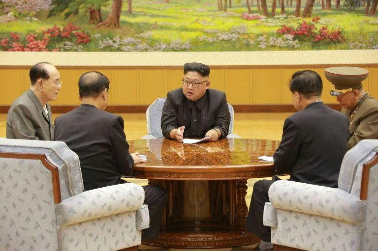Military Action Against N.Korea Certainly Not 'First Choice'
