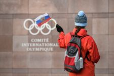 Russia banned from 2018 Olympics over doping