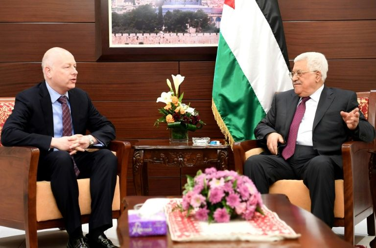 Palestinians Lowball Expectations Ahead of Trump Peace Push