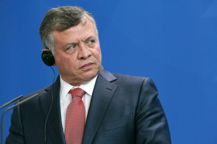 Jordaniens König Abdallah erstmals seit zehn Jahren im Irak