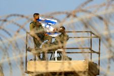 Palestinian arrested after crossing border fence from Gaza to Israel
