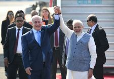 Israel's Netanyahu in India: The View from Delhi