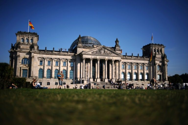 Attempts to hack German parliament used ads on Israeli website