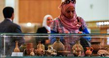 Des centaines d'antiquités dévoilées lors d'une exposition à Damas