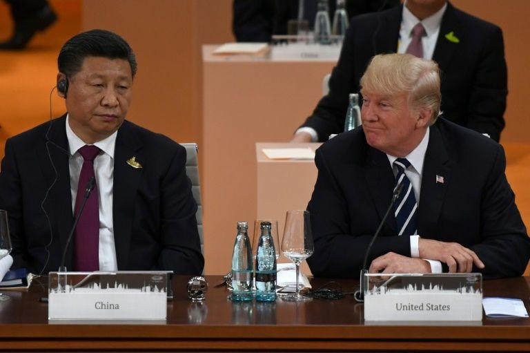 """Xi presse Trump d'éviter les mots qui """"exacerbent"""" les tensions avec Pyongyang"""