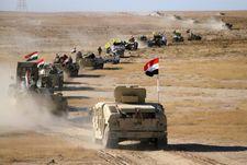 """Irak: Washington salue la fin de l'""""ignoble occupation"""" par le groupe EI"""
