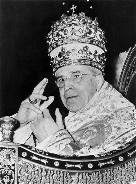 Vatican to open archives on WW2-era Pope Pius XII accused of Holocaust silence