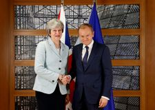 EU President cancels Israel trip amid Brexit breakthrough
