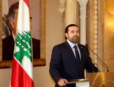 Leading Sunni political figure Saad Hariri was named as Lebanon's new prime minister