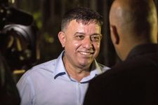 Israeli Labor leader says 'will not share a government' with Arab parties