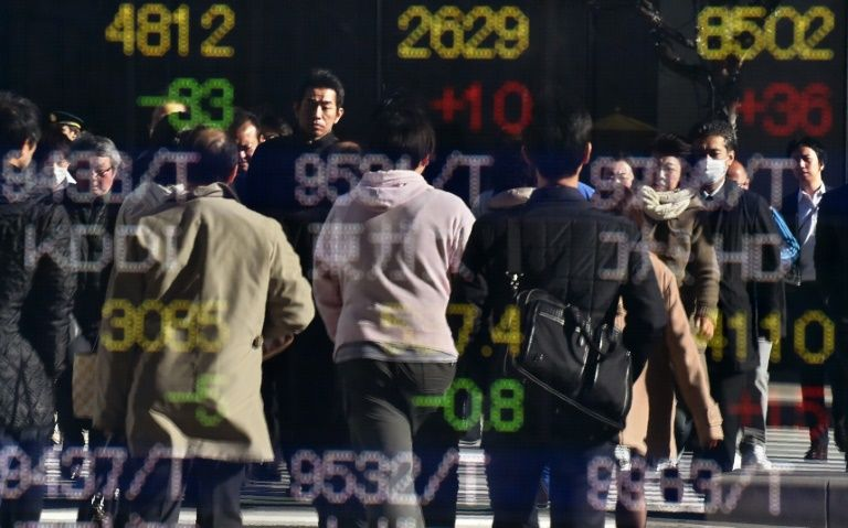 Japanese stocks fell for a second day, losing 0.6 percent to wipe out all gains for 2016 with the Nikkei on course to finish the year broadly flat