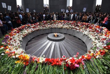 Dutch MPs recognize Armenian genocide