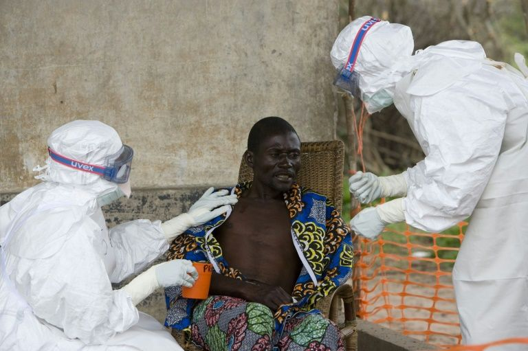 Ebola outbreak reported in Democratic Republic of Congo
