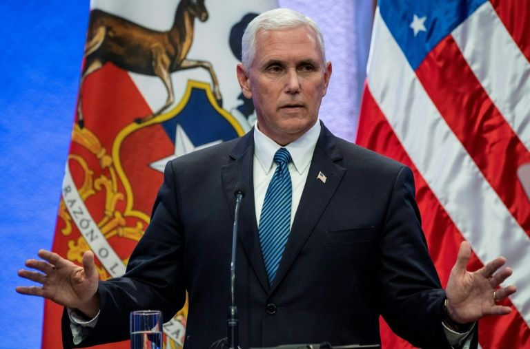 Pence's trip to Israel postponed again